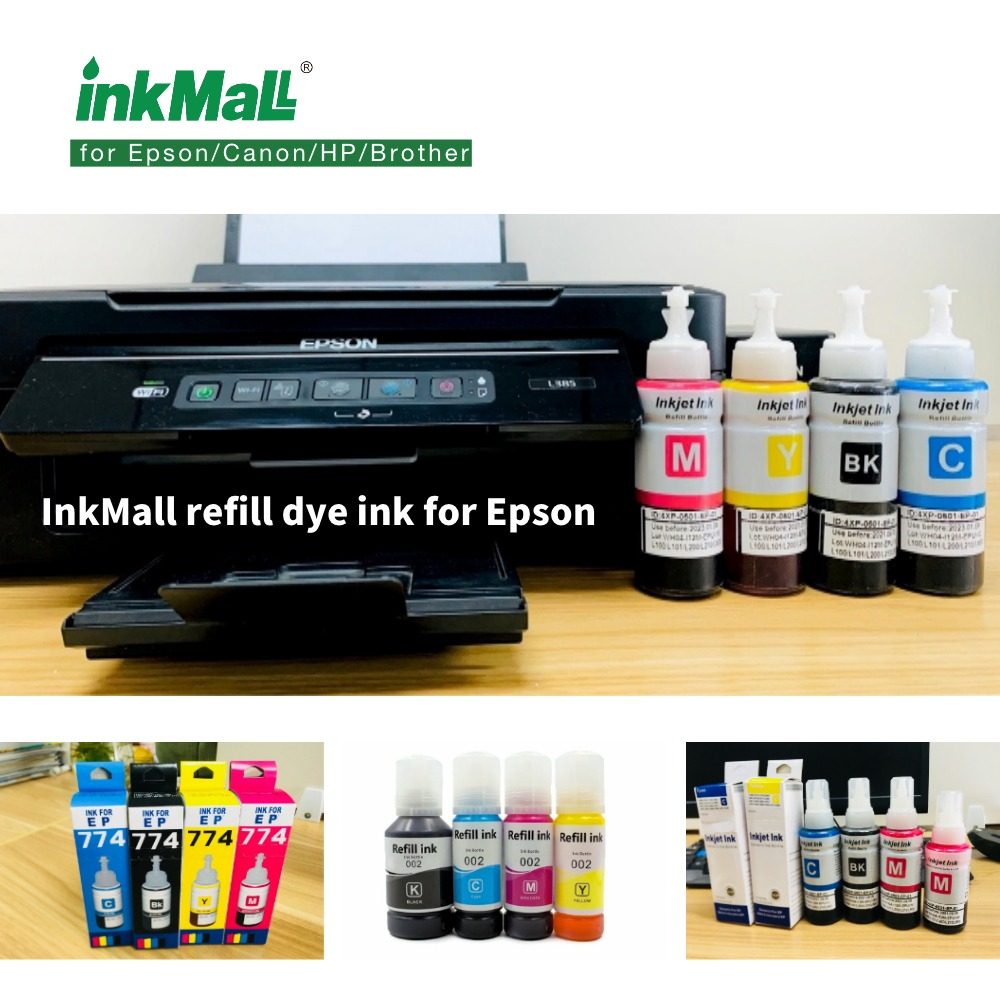 Dye ink for Epson L series refillable