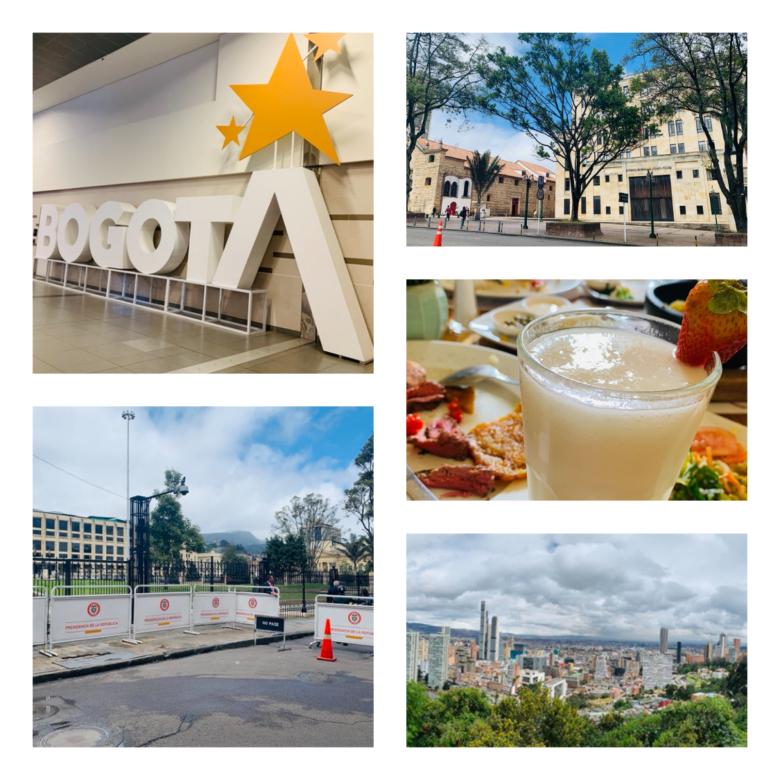 Colombia Bogotá-InkMall en Andigrafica 2019