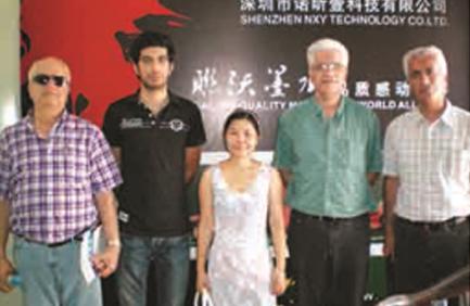 Dongguan China Sign and digital printers Exp (Spring) 2010