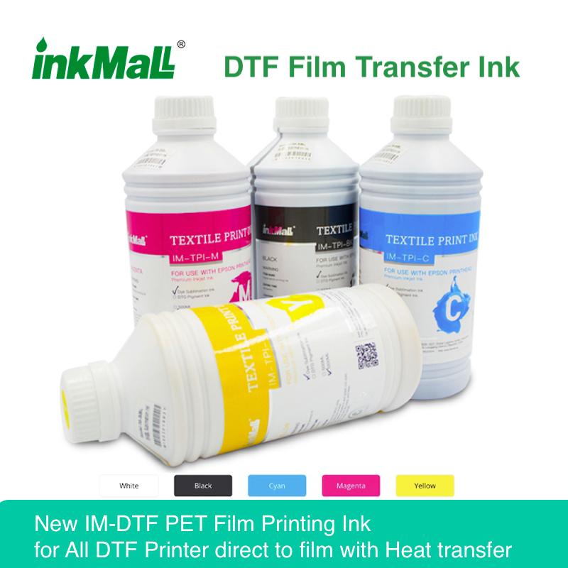 Tintas DTF para impresora Epson A3 DTF