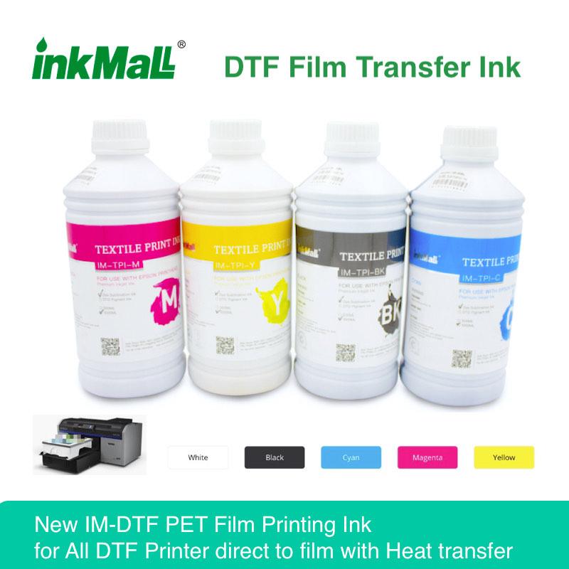 Tinta textil DTF Max Direct to Film para Epson